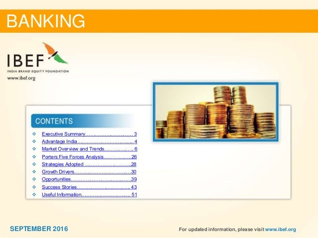 report on overview of indian banking Challenging year for indian banks with decline in credit growth, continued stress   disclaimer: this report is prepared by care ratings limited.