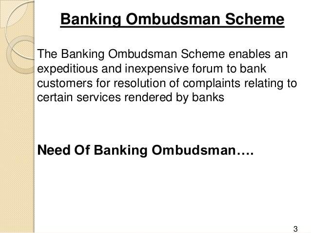 banking ombudsman scheme 2018 pdf