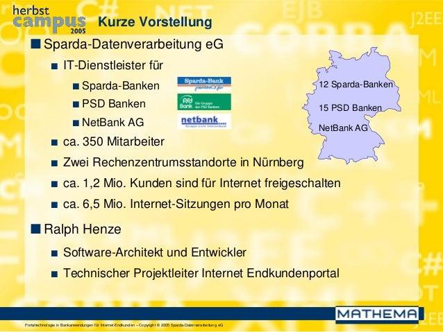 Banking portal Slide 2