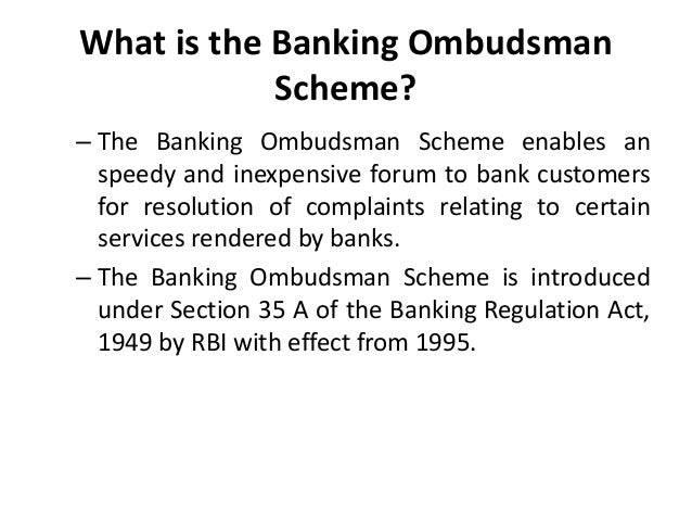 Banking Practics