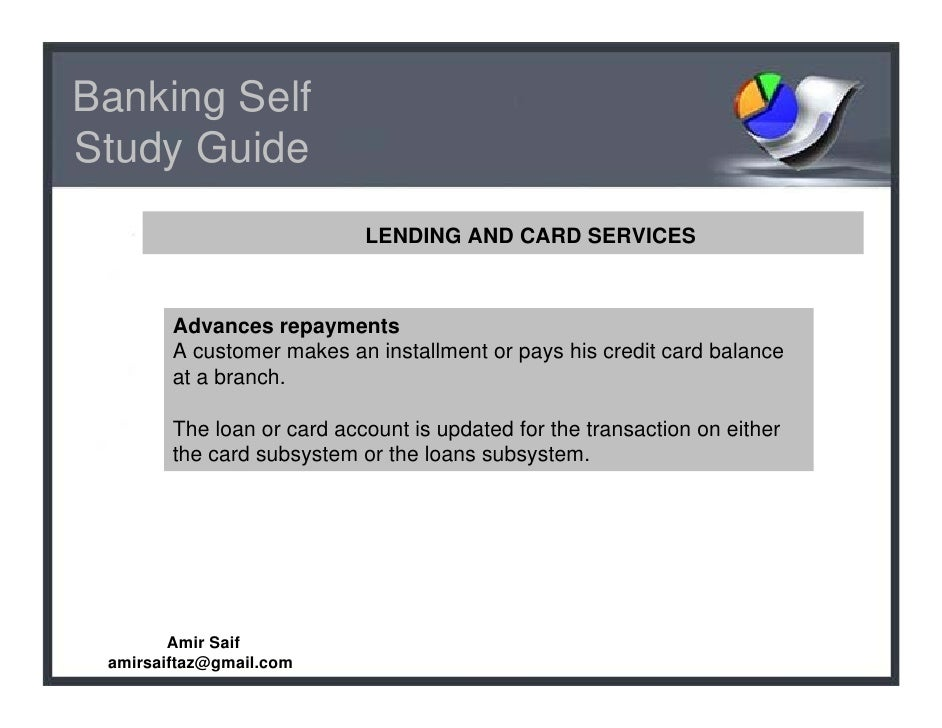 Banking Self Study Guide - 웹