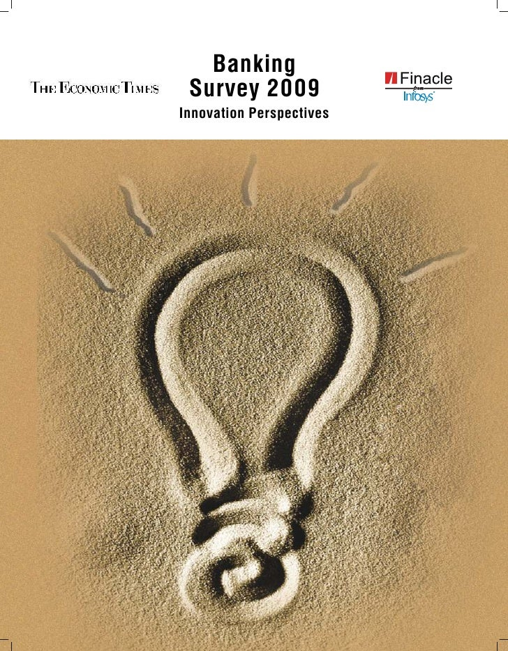 Banking Survey 2009Innovation Perspectives
