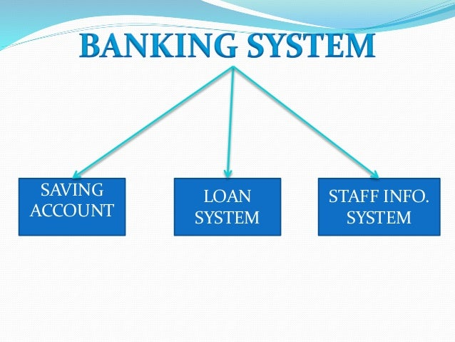 bank management - bank management system project report with