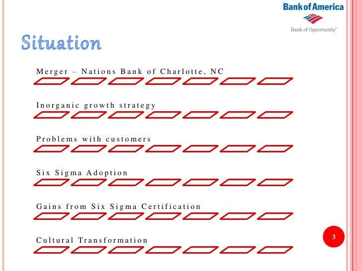 Bank of America presentation Slide 3