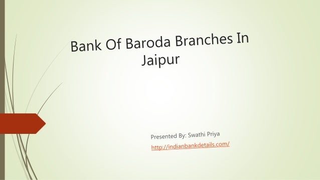 bank of baroda branches in karnataka