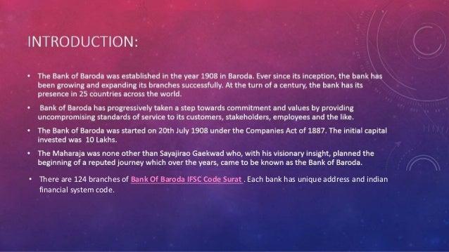 ifsc code bank of baroda salabatpura surat