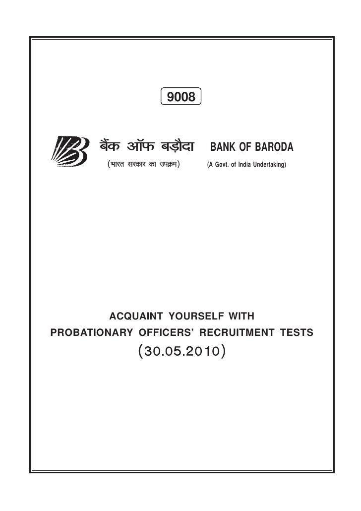 9008          ~¢H$ Am°$ ~‹S>m¡Xm          BANK OF BARODA         (^maV gaH$ma H$m CnH«$_)   (A Govt. of India Undertaking)...