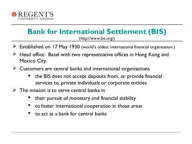 Image result for Bank for International Settlements