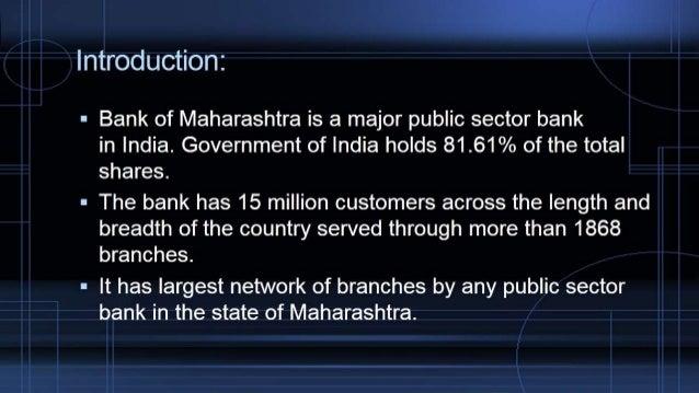 Bank of maharashtra forex branches