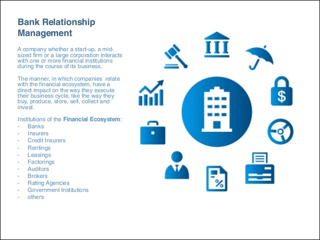 bank relationship strategy and management