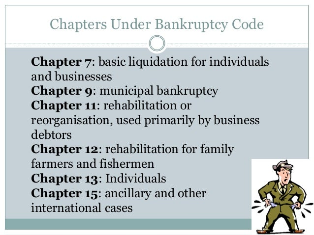 Chapter 11 Bankruptcy Bankruptcy PPT