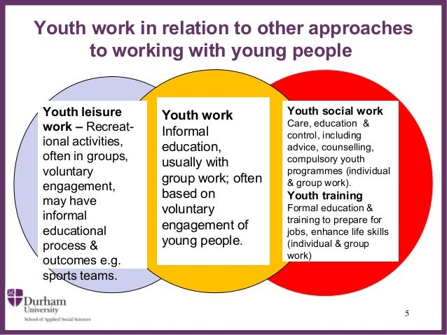 Sarah Banks: Ethics, professionalism and youth work