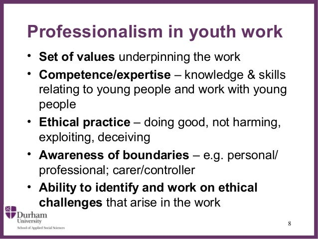 PPT - Professionalism .in the workplace PowerPoint