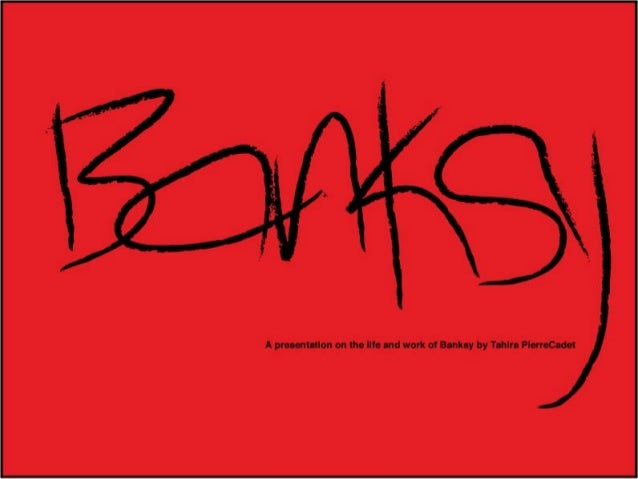 • Exit Through the Gift Shop (see it on Netflix) • Robbo vs. Banksy, Graffiti Wars ( see it on YouTube)