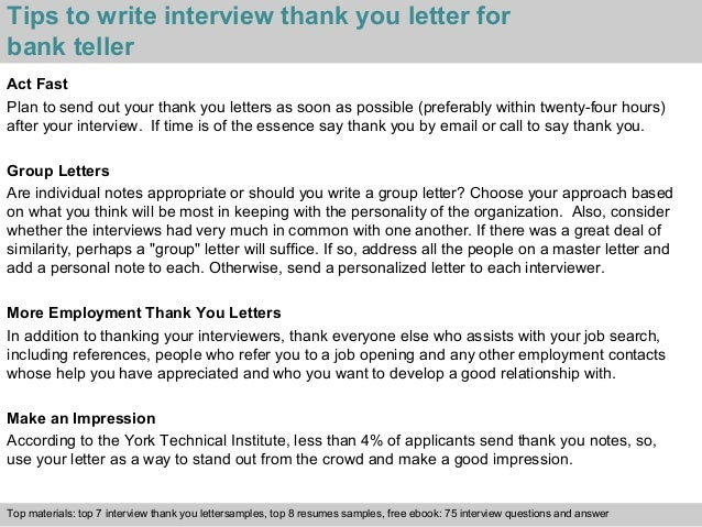 Thank You Letter Tips Thank You Letter How To Write The Perfect