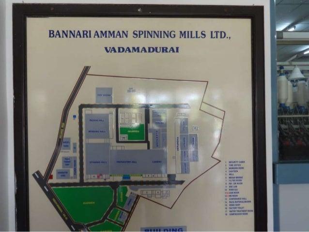 BANNARI AMMAN SPlNNlNG MILLS LTD. ,  VA. .D-PLivZA-. LFDKJFLALIT H  anu nING