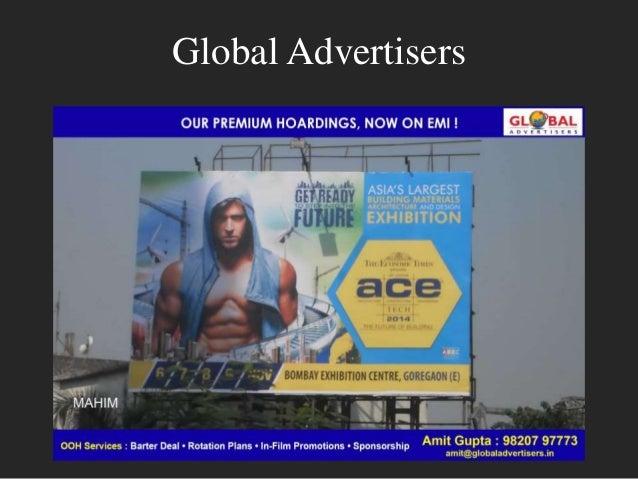 Banner advertising in andheri   global advertisers Slide 2
