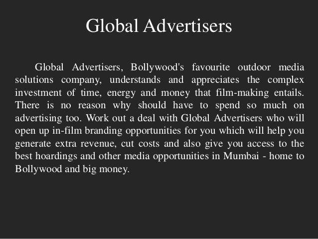 Banner advertising in andheri   global advertisers Slide 3