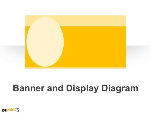 Banner and Display Diagram Add your own banner title here Use this space to add text to your banner and display diagram  U...