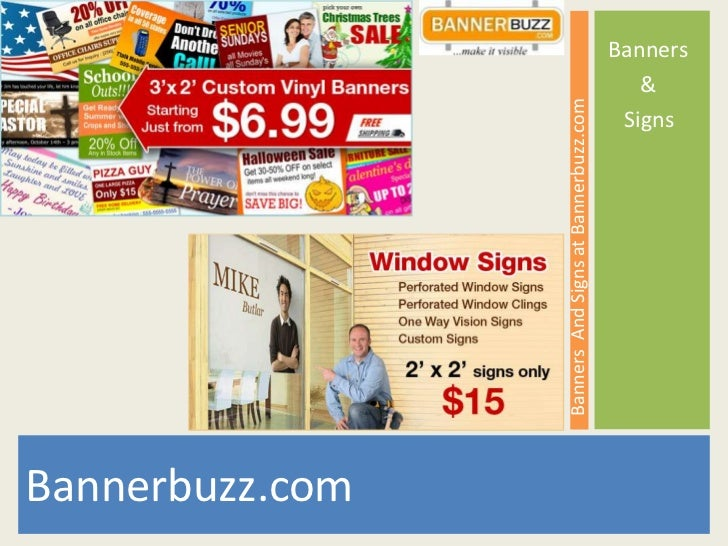 Bannerbuzz.com                 Banners And Signs at Bannerbuzz.com                                                   &    ...