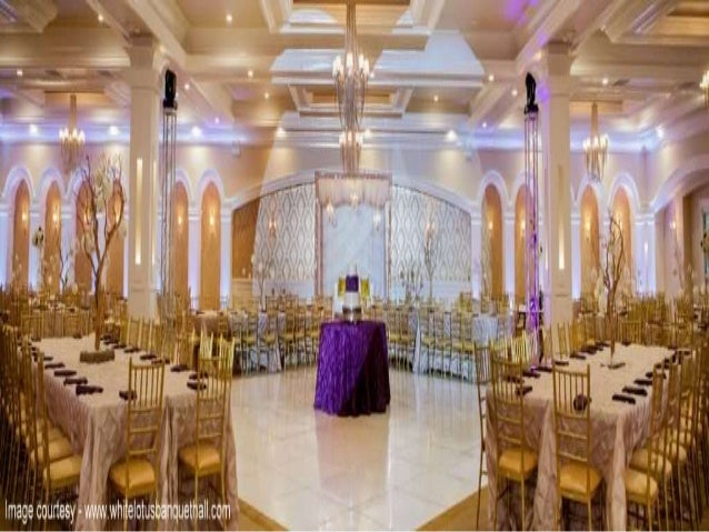 Banquet Halls In Bangalore For Wedding Reception