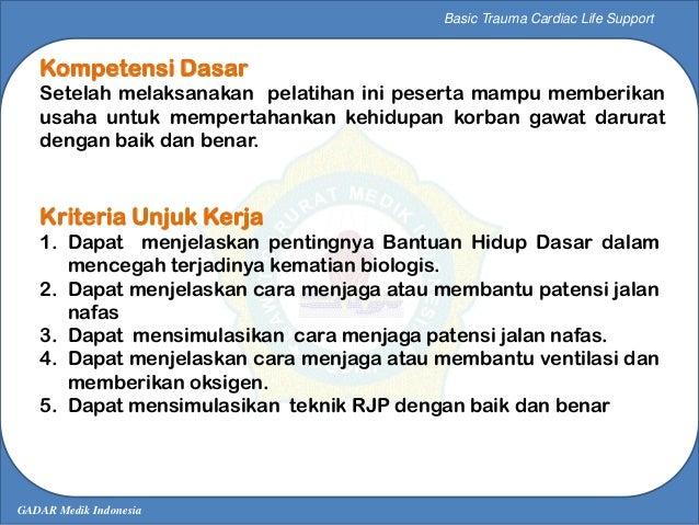 Bantuan Hidup Dasar Slide 2
