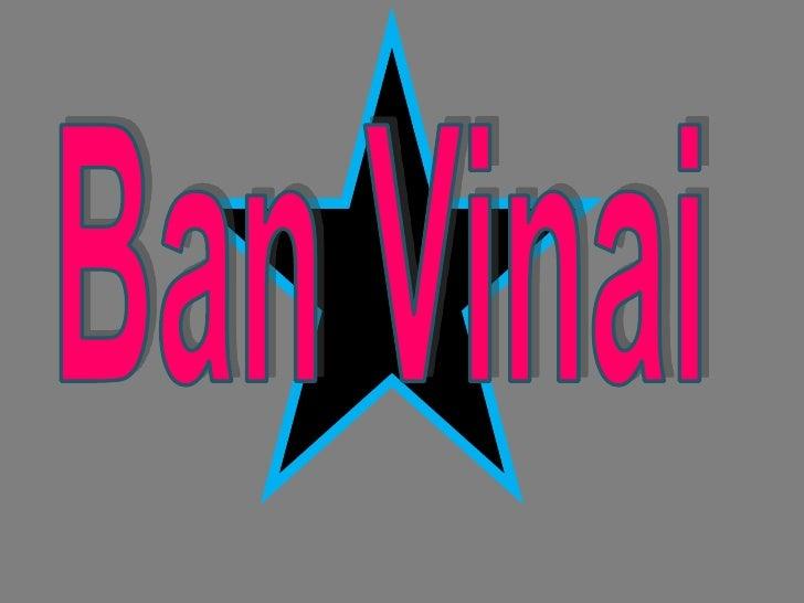 Ban Vinai <br />