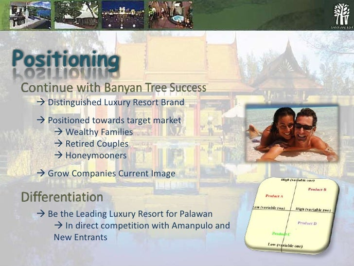 banyan tree case study Banyan tree bangkok is the venue for some of the finest restaurants and bars in  all of thailand lexicon was engaged to help increase brand awareness for.
