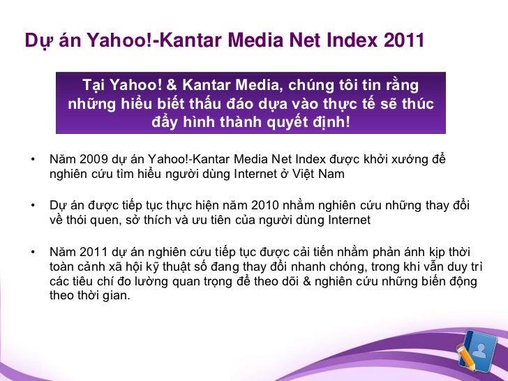 Bao cao-su-dung-internet-vn-2011-yahoo Slide 2