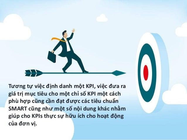 LỰA CHỌN CHỈ SỐ KPI PHÙ HỢP