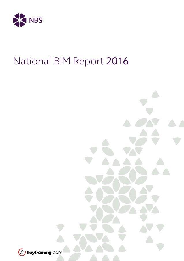 National BIM Report 2016