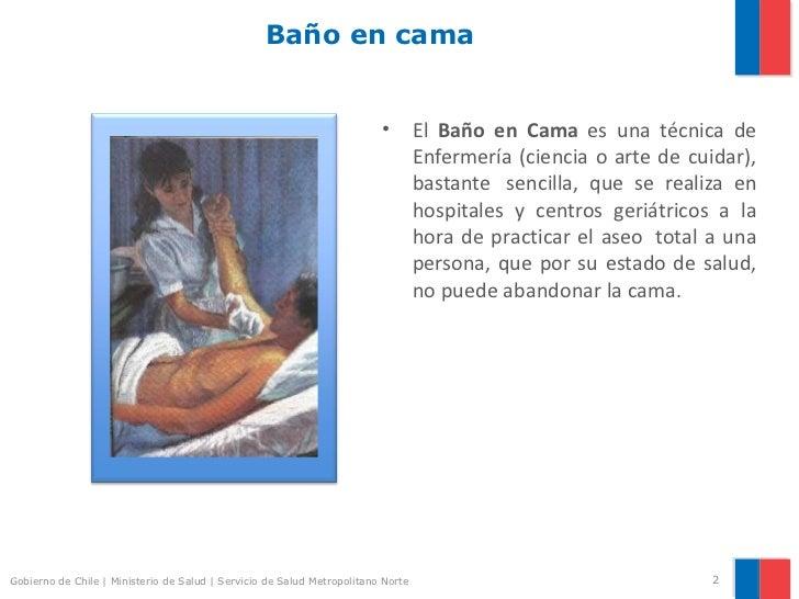 baño de cama - Bano General Del Paciente En Cama