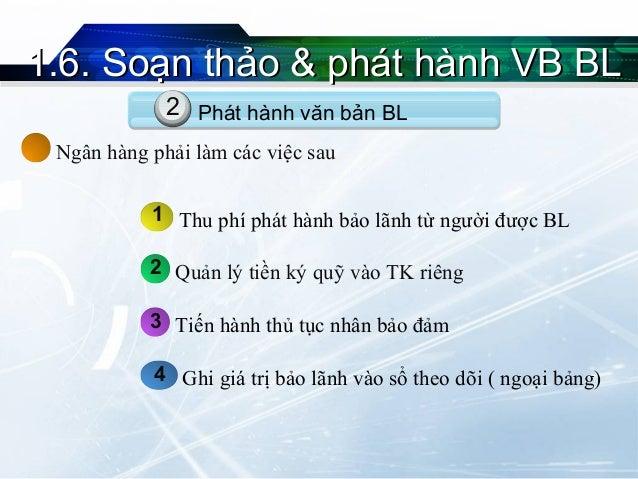 chứng thư bảo lãnh ngân hàng - congkhoahoc.com