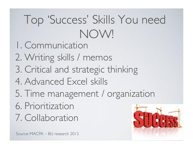 MACPA Student Leadership Academy – teaches students critical 'success skills.