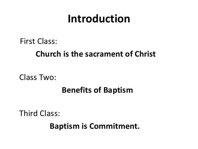 an introduction to the mythology of baptism Introduction lets look at the period starting with the fall of the roman empire thus they became symbols of baptism, the spiritual rebirth of a person, and many baptistries and baptismal fonts are octagonal as with our earlier units on number symbolism and the polygons.