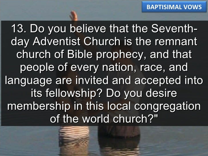 seventh day adventist beliefs Seventh-day adventists believe the body is the temple of the holy spirit and therefore stress the importance of taking care of the body and treating it with respect an important part of honoring god and striving to be more like christ is eating healthfully, abstaining from alcohol, coffee and tea.