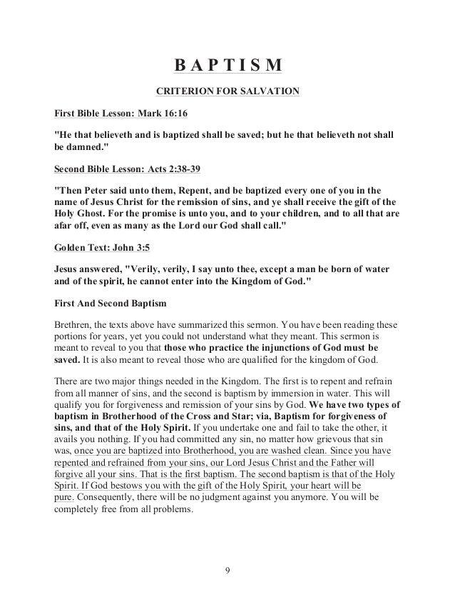 Baptism in bcs 16 23 yadclub Images