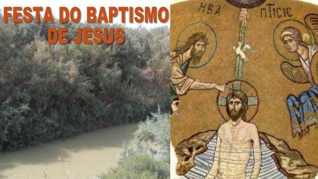 Desde o Antigo, avançamos para o Novo No Jordão espera-nos oNo Jordão espera-nos o último DOM deste NATALúltimo DOM deste ...