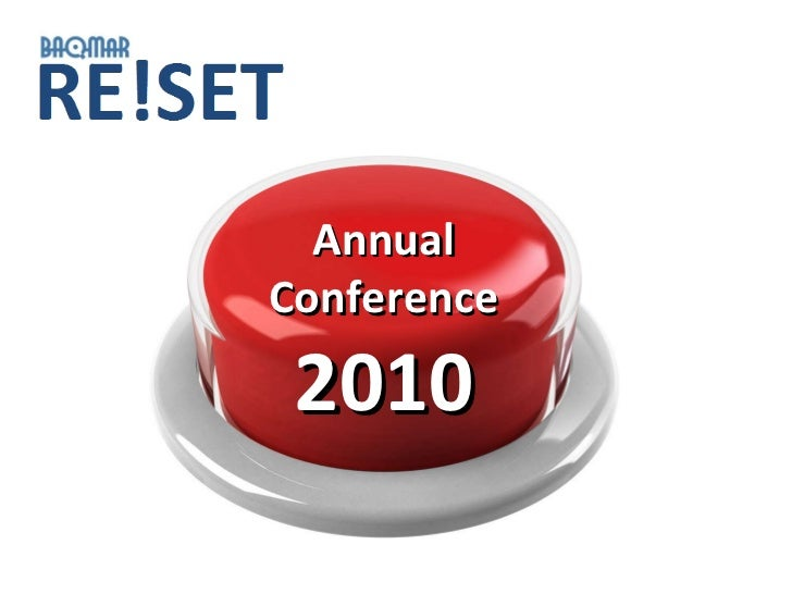 Annual Conference  2010