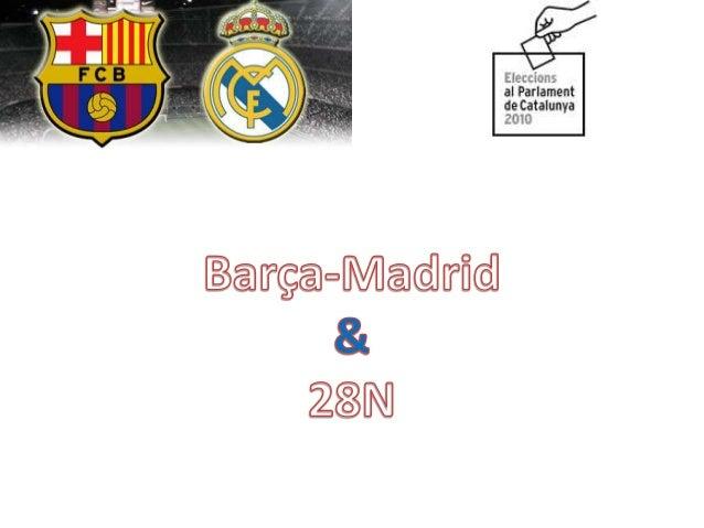"""""""Jugar el Barça-Madrid en lunes es descafeinarlo. El futbol es para el fin de semana."""" """"No es un tema que dependa exclusiv..."""