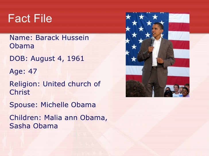 The story of barack obama ppt video online download.
