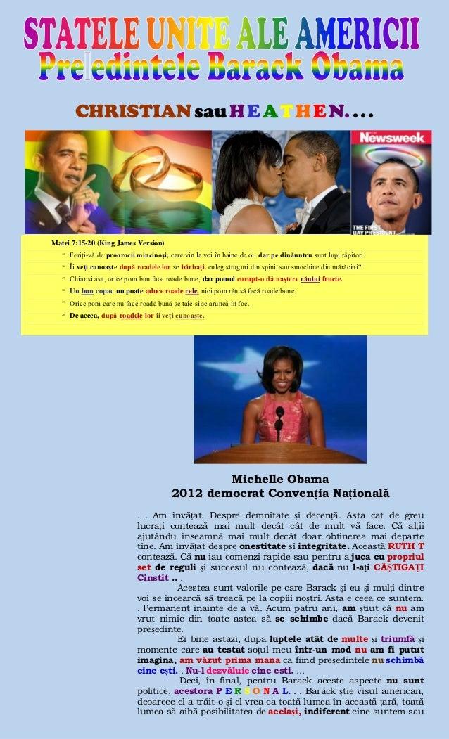 CHRISTIAN sau H E A T H E N. . . .Matei 7:15-20 (King James Version)   15        Feriți-vă de proorocii mincinoși, care vi...