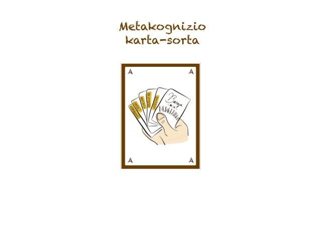 Metakognizio karta-sorta