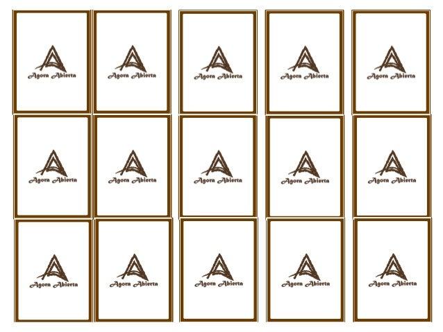 Creada por Clara Cordero @AgoraAbierta www.agorabierta.com