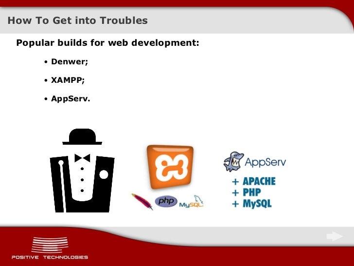 Root via XSS Slide 2