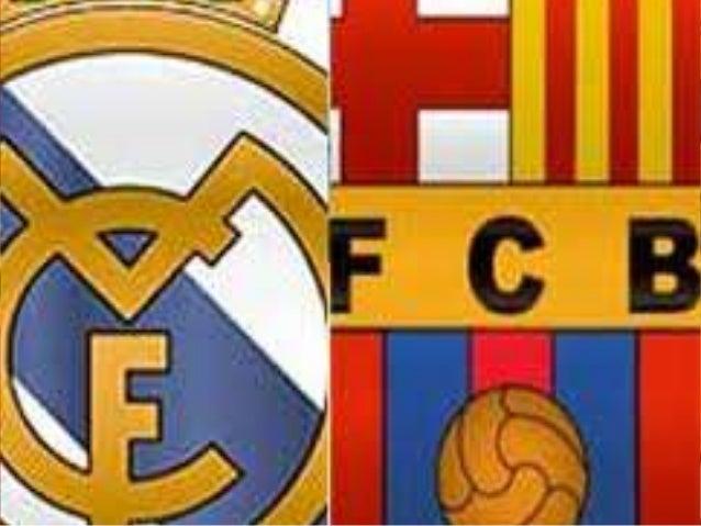 Barça o madrid