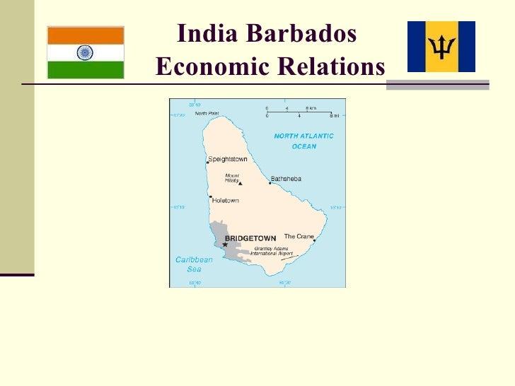 India BarbadosEconomic Relations