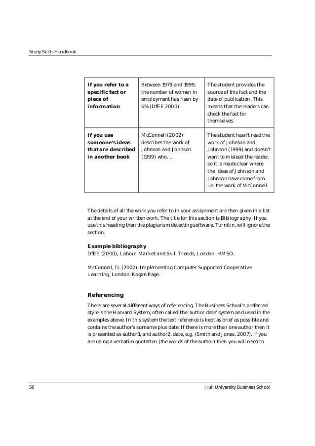 Barbara Allan Study Skills Handbook