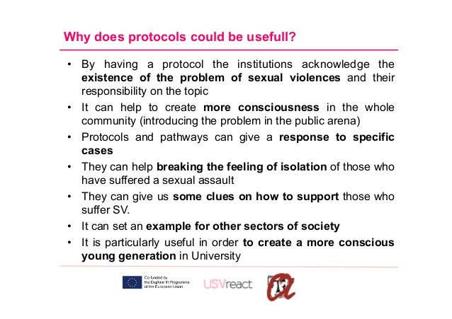 Conference Panel: Good practice in supporting students disclosing sexual violence. Slide 3