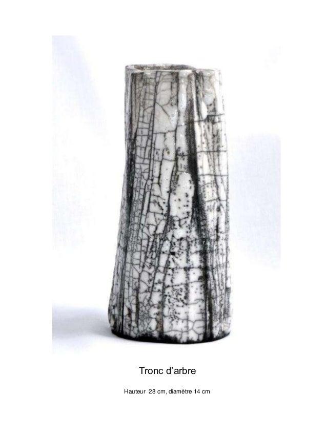 Griffé Hauteur 30 cm, diamètre 35 cm